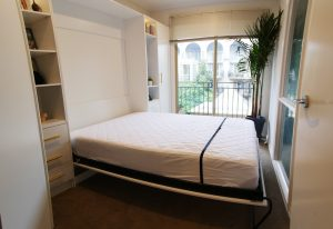 wall bed apartment