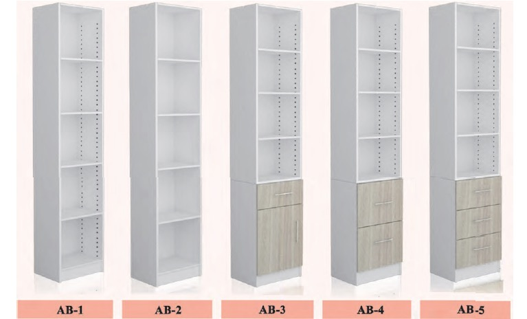 book cases for wall beds