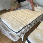 single wall bed matress