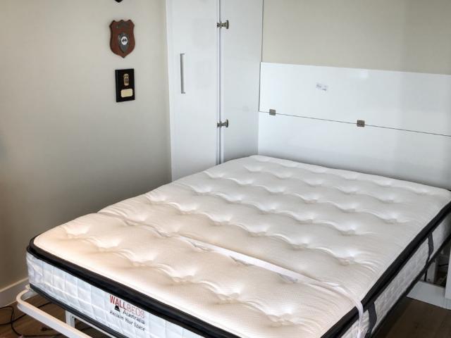 Next Bed With Custom Mattress
