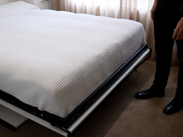 wall bed support